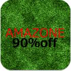 激安amazone90%off icon
