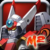 APK Game M2: War of Myth Mech for iOS