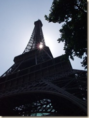 Eiffel Tower, Paris - Photo by Light   ©2003-2008 Bonnee Klein Gilligan. All rights reserved.