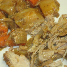 Crock Pot Pork Loin Roast