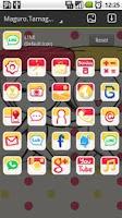 Screenshot of Sushi Theme GO Launcher EX