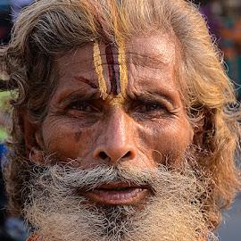 Guru Devang by Rakesh Syal - People Portraits of Men