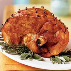 Simple Baked Ham