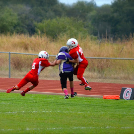 2 Point Conversion by Jennifer Earlston - Sports & Fitness Other Sports