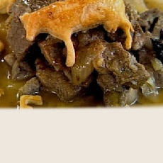 Healthy Steak And Kidney Pie