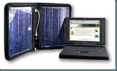 Sierra Solar laptop charger