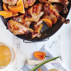 Tequila-Lime Chicken Drumsticks