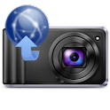 Auto Uploader Key icon