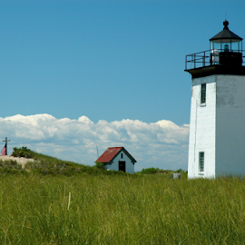 Lighthouse by Rob Kovacs - Novices Only Landscapes