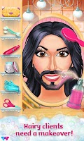 Screenshot of Selfie Shave -My Face Makeover