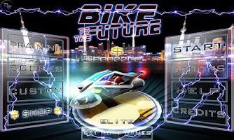 Screenshot of Bike to the Future Free