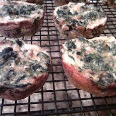 Weight Watchers OAMC Spinach Egg Cups to Go