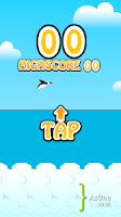 Screenshot of Splashy Bird