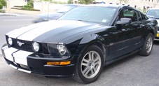 Sabiam que este carro é agora o Kitt do Novo Michael Knight? Um verdadeiro clássico.