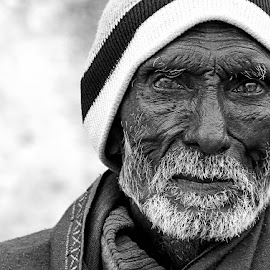 Man by Alessandro Bergamini - People Portraits of Men ( alessandro bergamini india la repubblica finale emilia,  )