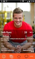 Screenshot of Hornet - Gay Chat & Dating
