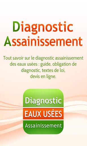 Diagnostic Assainissement