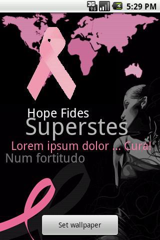Latin - Breast Cancer App