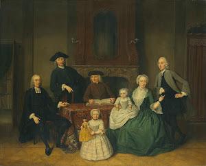 RIJKS: Tibout Regters: painting 1752