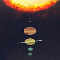 Solar system (Planets) - All icon