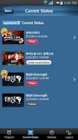 Screenshot of Mnet Star