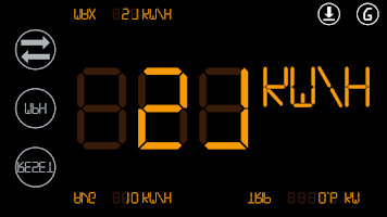 Screenshot of Simple Speedometer HUD2