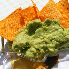 Low-Carb Guacamole