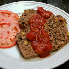 Southwestern Style Meat Loaf