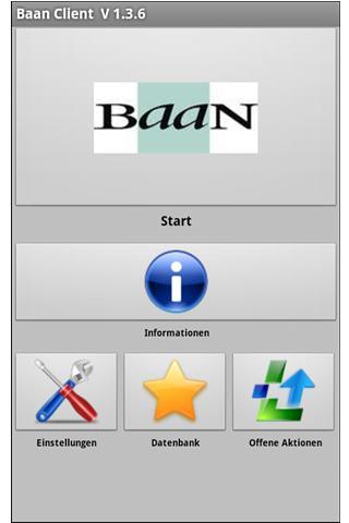 Baan Client