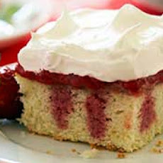 Cherry Pie Poke Cake