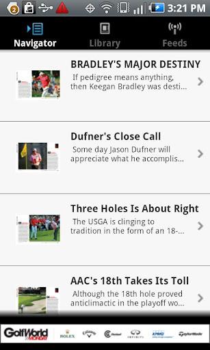 玩運動App|Golf World免費|APP試玩
