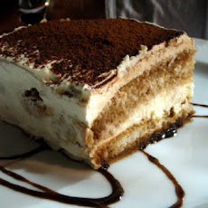 Italian  Light Tiramisu My Signature Dessert