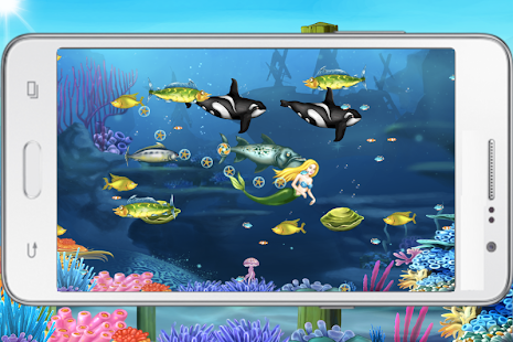 Game big fish eat small fish apk for windows phone for Big fish games android