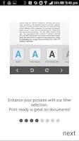 Screenshot of Handy Scanner Free PDF Creator