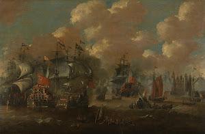 RIJKS: Peter van de Velde: painting 1679