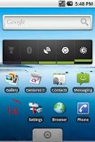 Screenshot of Circle Battery Widget