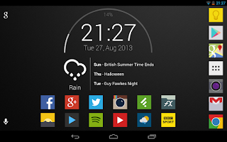 Screenshot of Minarch for Zooper Widget