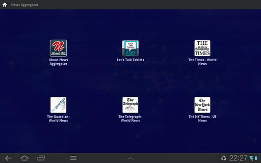 AppList: Apps for news junkies - : iPad/iPhone Apps AppGuide