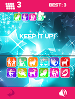 Screenshot of Zodiac Free Memory Games