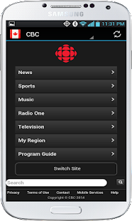 News Watch Canada - screenshot