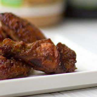 Peanut Butter and Jelly Chicken WIngs
