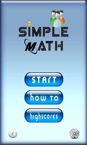Simple Math 4P