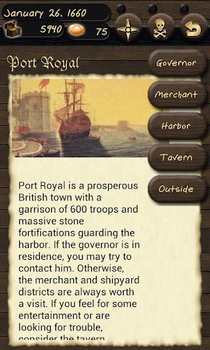Pirates and Traders: Gold! - screenshot