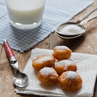 Carnival Rice Fritters