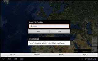 Screenshot of Map Tools Free Trial