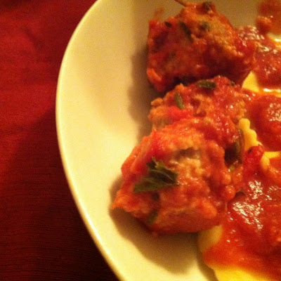 Crock Pot Turkey Meatballs
