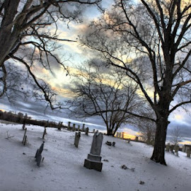 by Rob Cox - City,  Street & Park  Cemeteries
