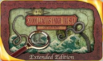 Screenshot of 20.000 Leagues Under the Sea
