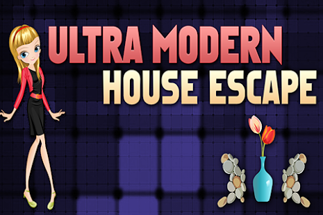 Ultra Modern House Escape - screenshot