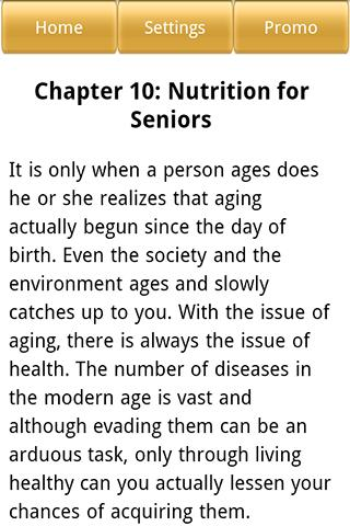 【免費生活App】Guide to Senior Life-APP點子